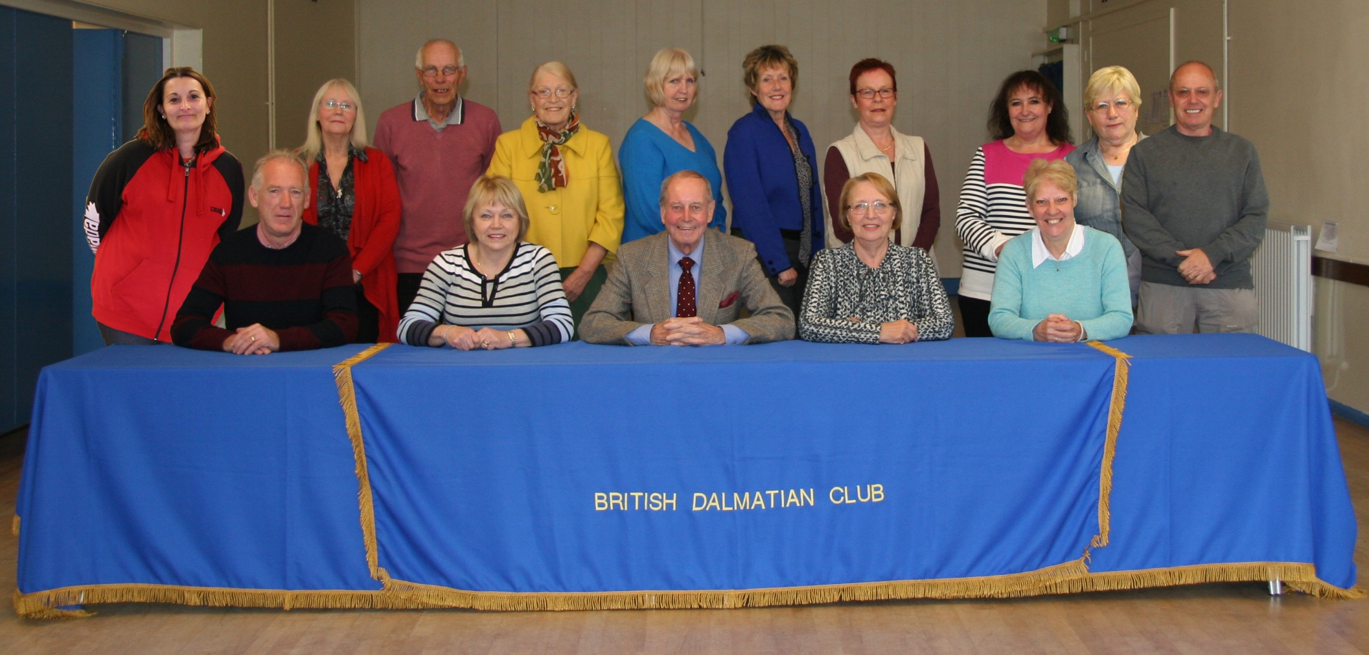 British Dalmatian Club Committee